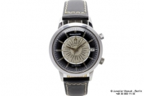 Jaeger-LeCoultre Memovox World Time Alarm