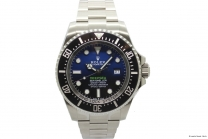 Rolex Sea-Dweller Deepsea D-Blue 126660