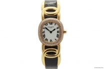 Patek Philippe Lady Golden Ellipse 4831